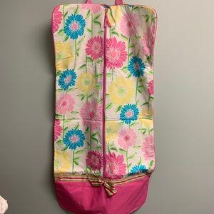 Lily Pulitzer garment bag